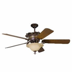 "Kichler Lighting 300006CZ Wilton - 54"" Ceiling Fan"