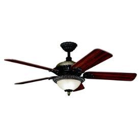 """Kichler Lighting 300108 Roxton - 52"""" Ceiling Fan"""