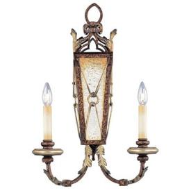 Livex Lighting 8822-64 Bristol Manor - Two Light Wall Sconce